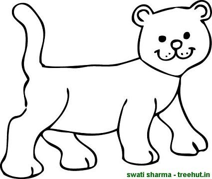 chicago cubs mascot coloring pages - photo#29