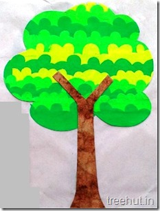 3D tree craft