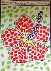 mosaic art by children (13)