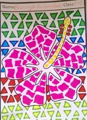 mosaic art by children (8)