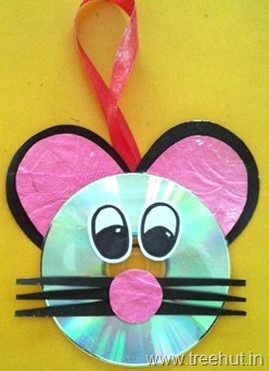 cd craft mouse