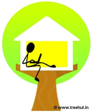 treehut logo design 4 by Anisha and Swati Sharma