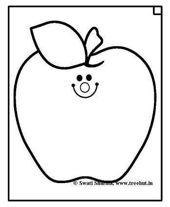 Free Printable Pre School Coloring Pages