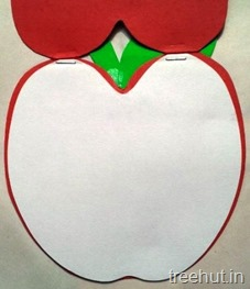 fruit notepad craft ideas for kids