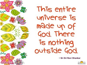 Quote on Sensitivity by Sri Sri Ravi Shankar