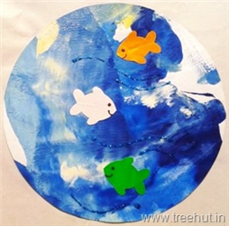Indian Independence Day Craft For Kids