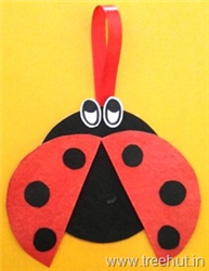 C.D Craft Ladybird