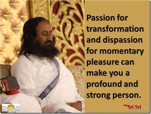 Self Help Quotes by Gurudev Sri Sri Ravi Shankar